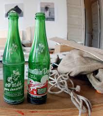 old mountain dew bottle