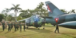 fuerza aerea de cuba