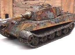 forces of valor king tiger