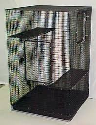 flying squirrel cage