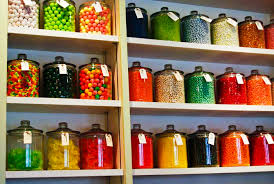 sweets jars