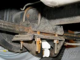 camaro rear suspension
