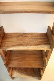 natural shelves