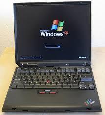 laptop ibm t30