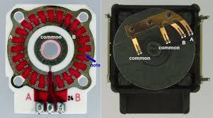 mechanical encoder