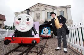rosie thomas train