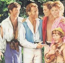 swiss family robinson film