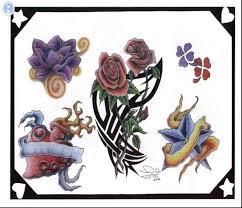 kobiece tatuaze