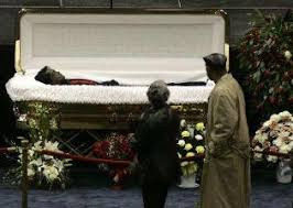 eddie kendricks funeral