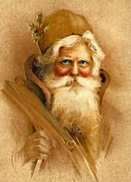 antique santa clauses