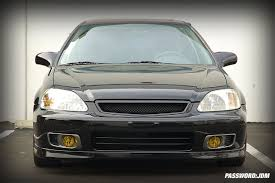 ek fog light