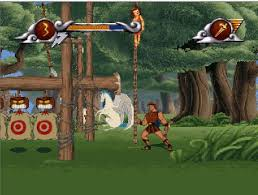hercules the action game