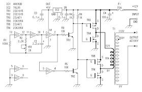 dc to ac inverter circuits