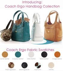 coach ergo purse