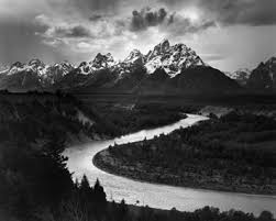 ansel adams snake river