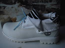 mens white timberland boots