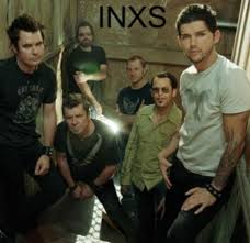 Rob Thomas Joins INXS in the