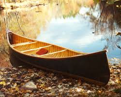 black canoe