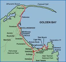 golden bay map