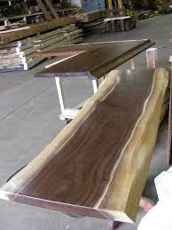 hardwood slab