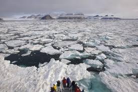 global warming north pole