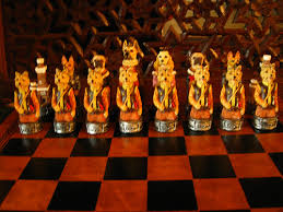 beautiful chess sets