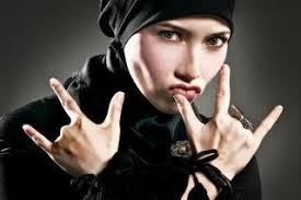 gangsta women