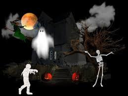 animated halloween screensavers