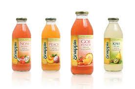 snapple juiced