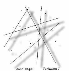 john cage variations