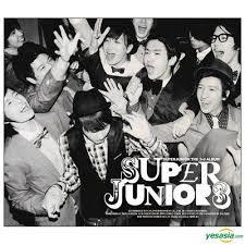 3rd album super junior