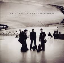 U2 - All Because Of You/She's A Mystery To Me