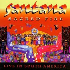 santana sacred fire