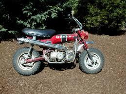 honda trail bike