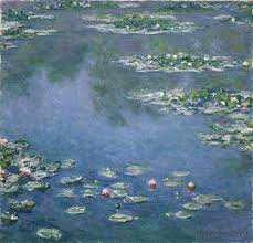 painting of monet