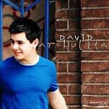 david archuleta new cd songs