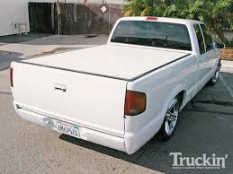 chevy s10 tailgate