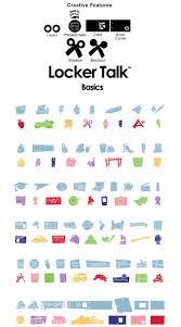 locker talk cricut cartridge