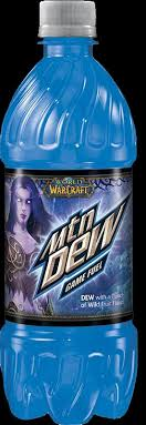 mountain dew new flavor