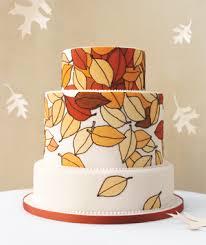 fall cake ideas
