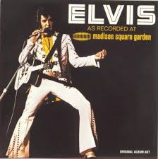 Elvis Presley - Madison Square Garden
