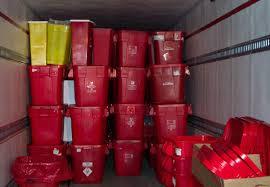 hazardous medical waste
