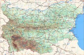 google map bulgaria