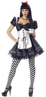 dark alice in wonderland costume