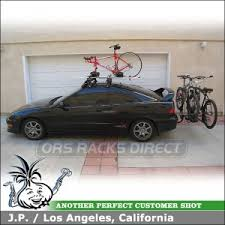 roof rack bikes