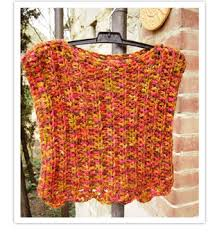 crochet vest instructions