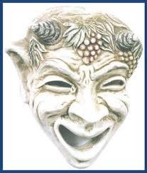 pictures of greek masks