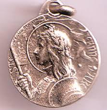 joan of arc medal