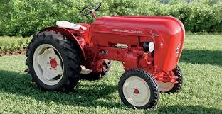 porsche diesel tractors