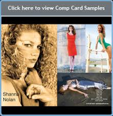 composite cards for modeling